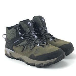 Merrell Womens All Out Blaze 2 Hiking Boots Sz 9